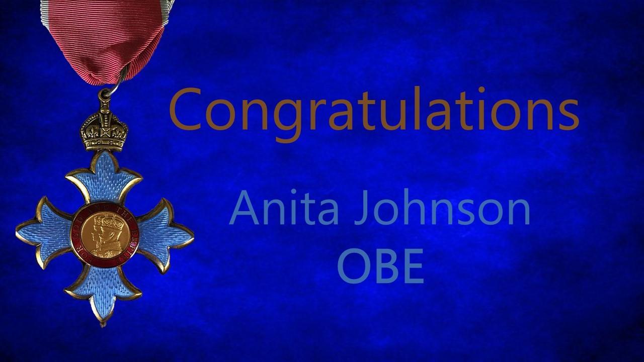 Anita OBE